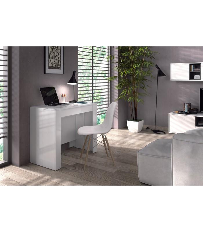 Mesa de Comedor,Consola Comedor 90x51-237.Extensible| AciKit.es